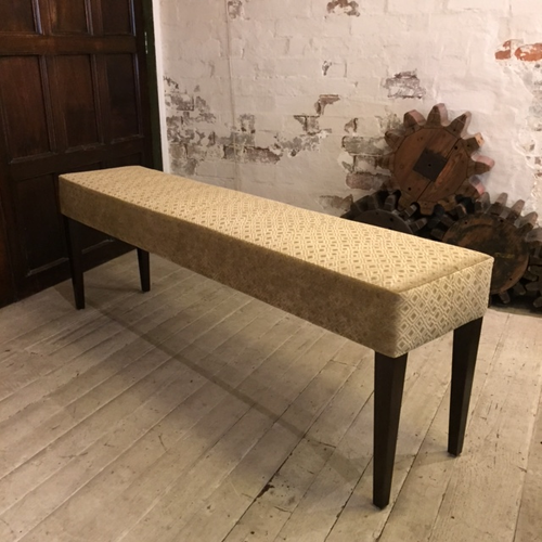 made to order bench seat