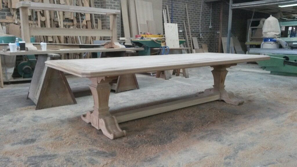 Beautifully Hand Crafted Banquet Dining Tables Louisxiv Diningtableg  Onassisstylefo