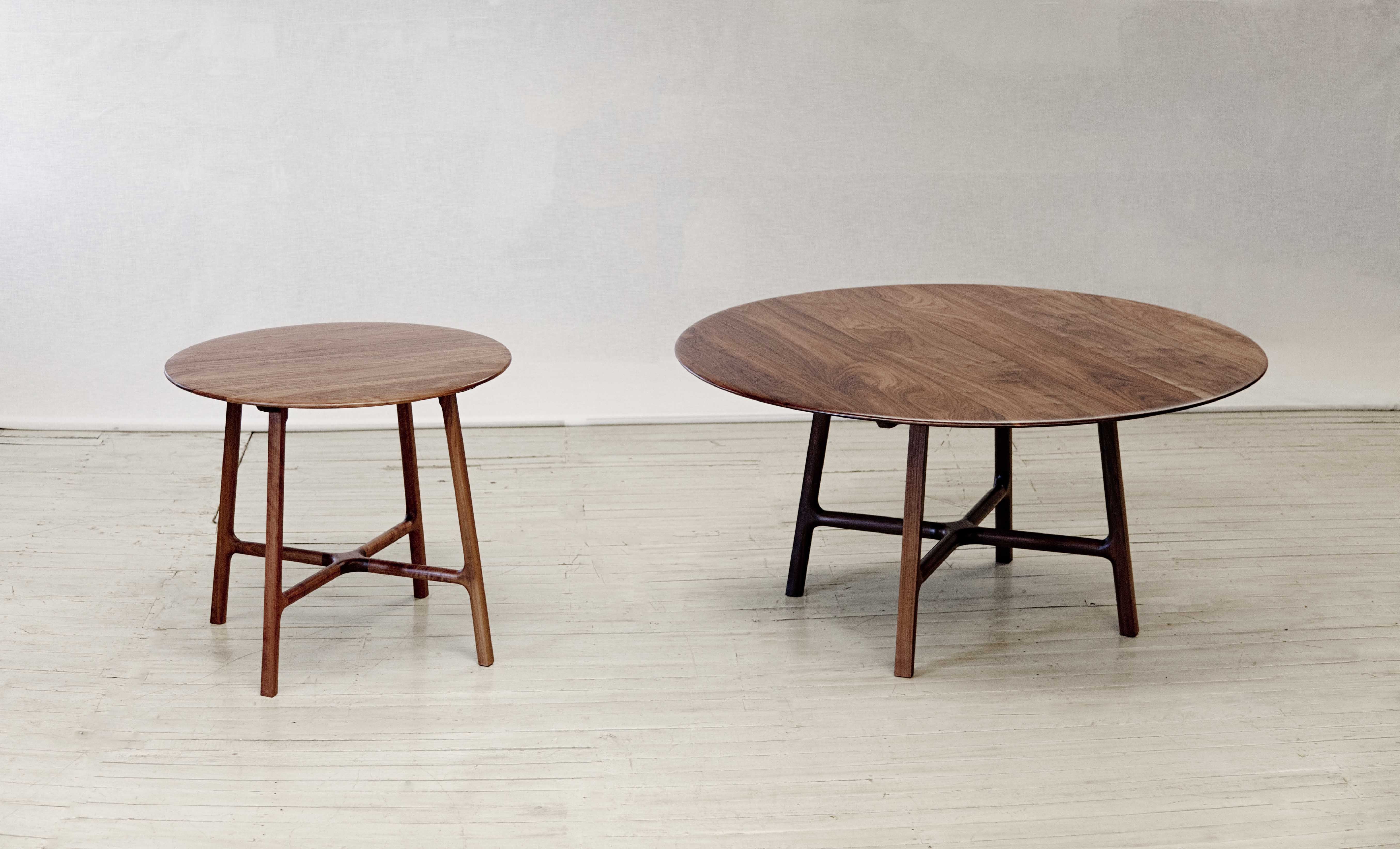 ARP Circular Dining Table