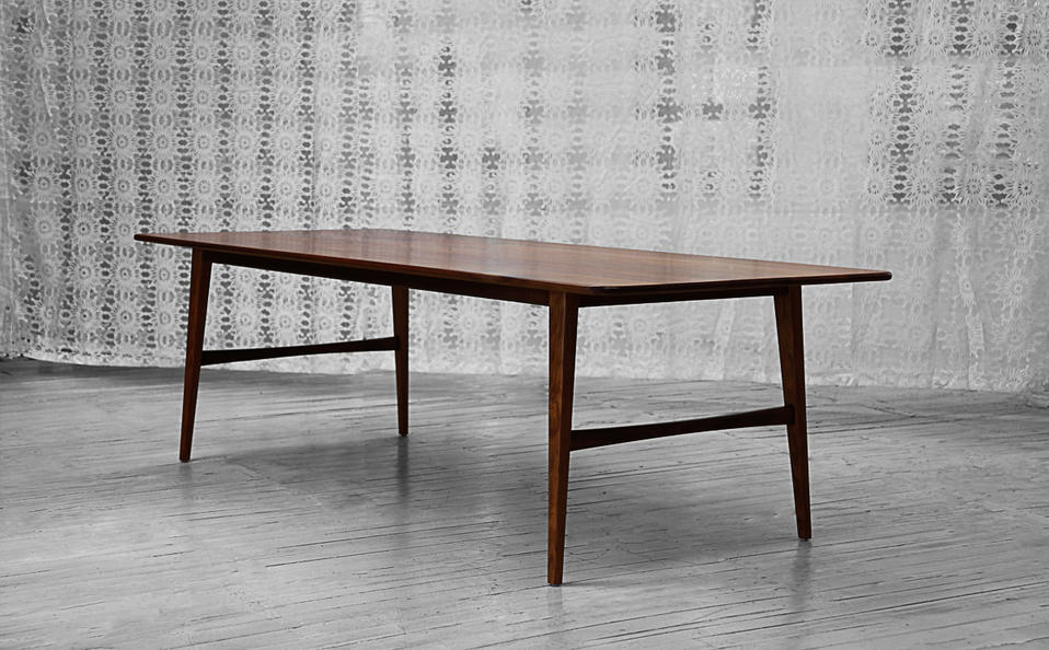 Tasmanian Blackwood Dining Table