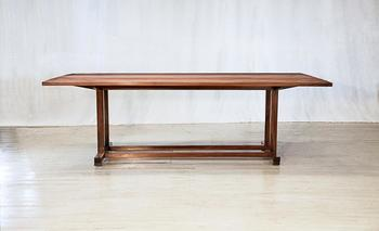 Khoo Contemporary Pedestal Dining Table